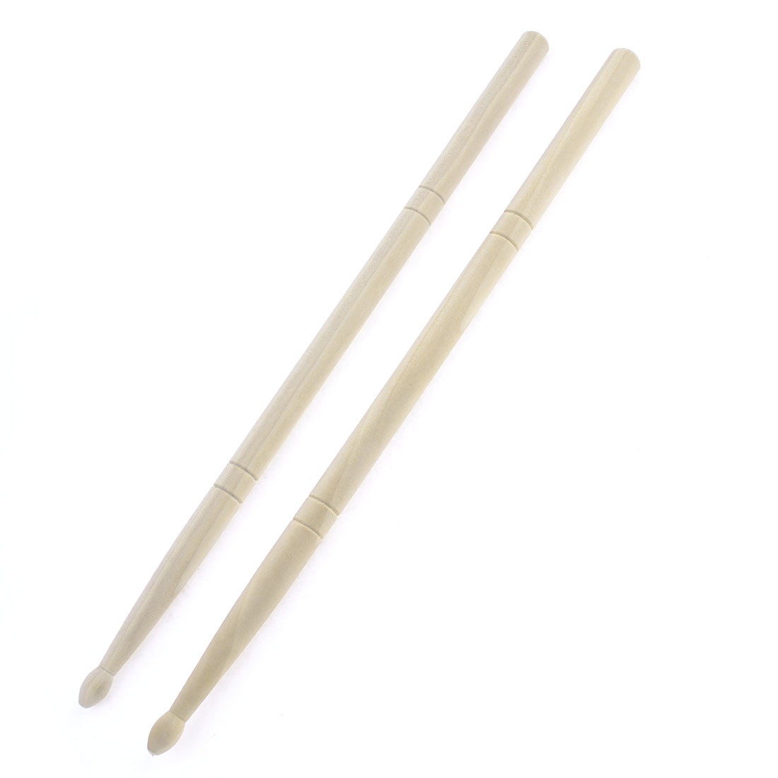 2Pcs 34.5cm Long Wood Chinese Lion Dance Drum Sticks Drumsticks