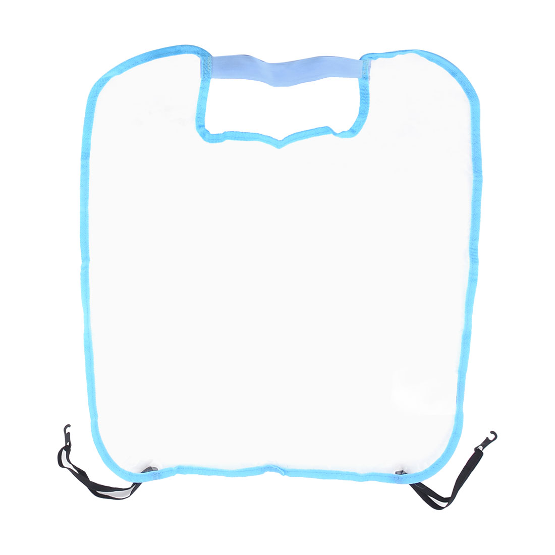 Clear Plastic Dust Dirty Proof Car Back Seat Cushion Pad