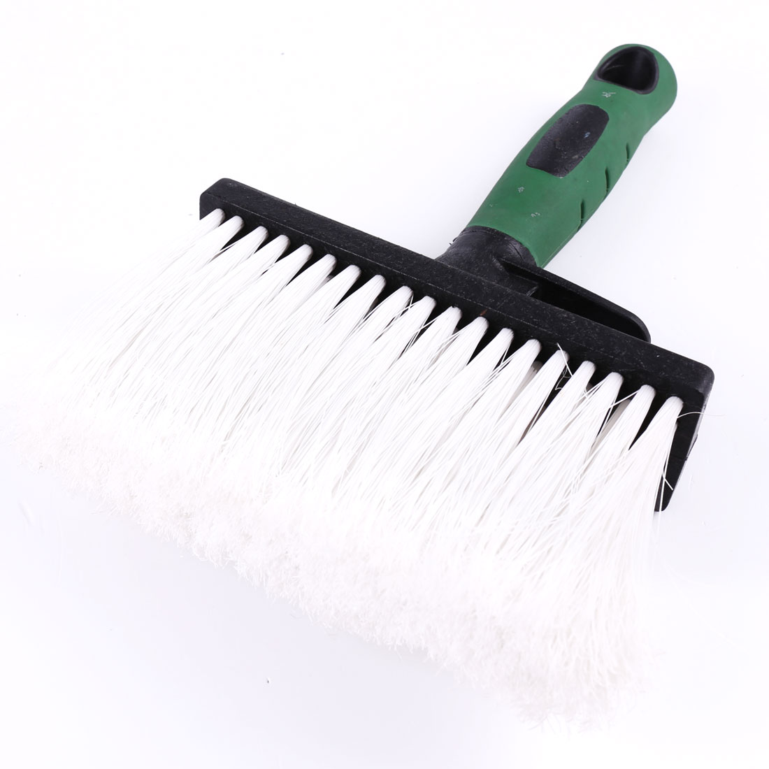 "Nonslip Handle Car Carpet Mat Scrub Brush 9"" Multipurpose Wash Cleaning Brush"