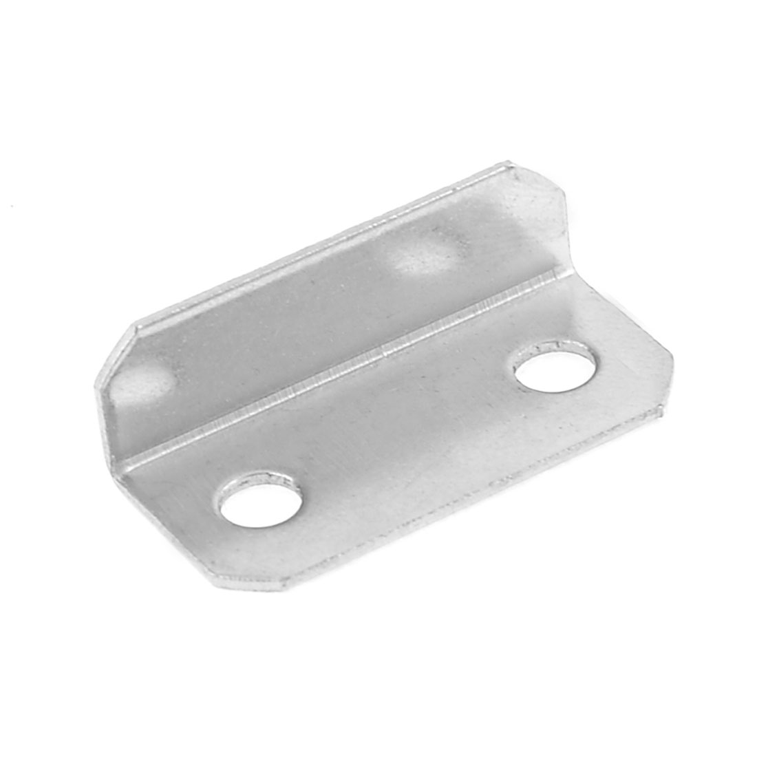 "Cabinet Cupboard Drawer Lock Strike Plate Replacements 1.1"" Long"
