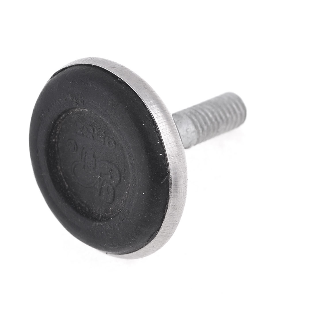 5.5mmx10mmx29mm Adjustable Threaded Metal Rod Leveling Foot Support