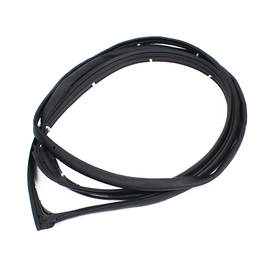 Car Auto Rubber Left Front Door Weatherstrip Seal Replacement 72365-SDA-A01