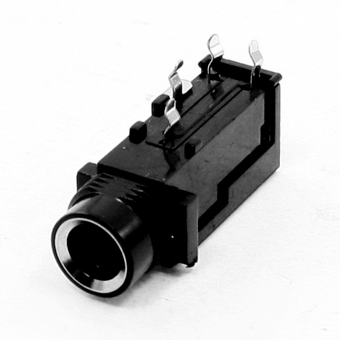 6.5mm Socket 4 Pins Audio Stereo Jack Connector