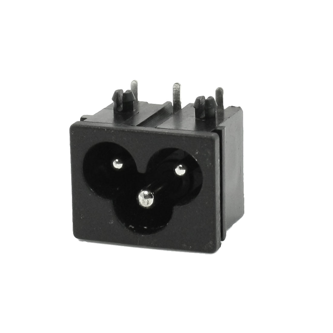 IEC320 C6 Male AC Power Socket Connector 250V 2.5A