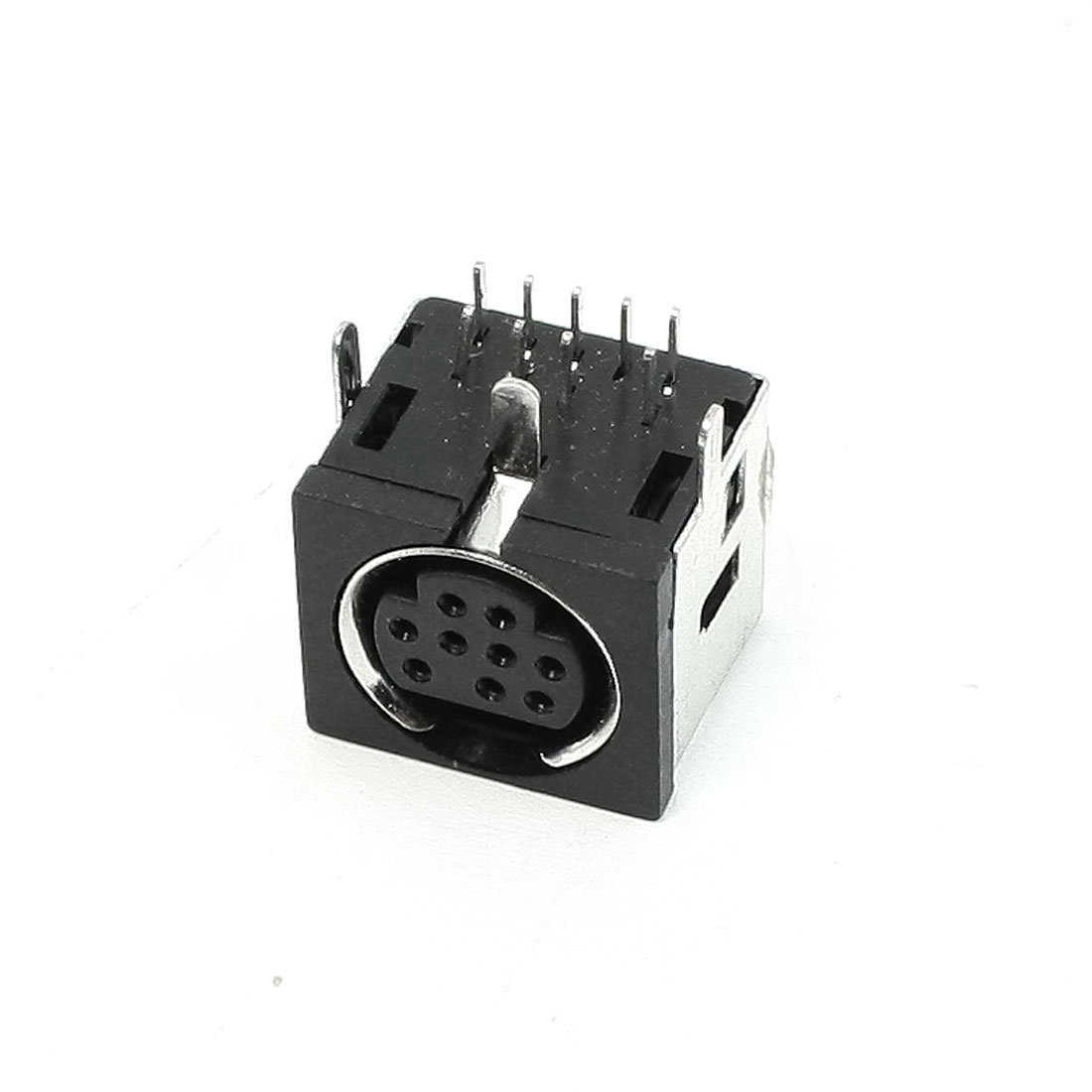 Computer DIN 9 Mini Pin Female S-video Adapter Sockets Connnector