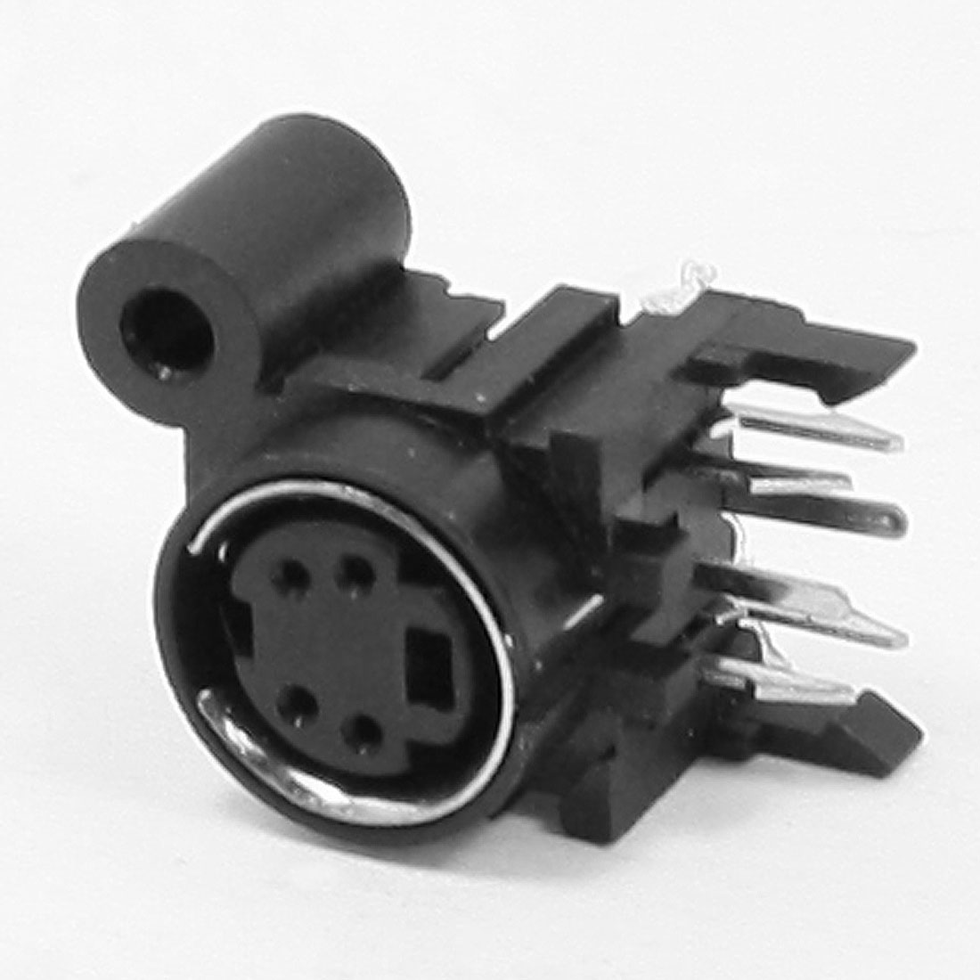 Computer Part Din 4P Female S-video Adapter Sockets Connectors Head