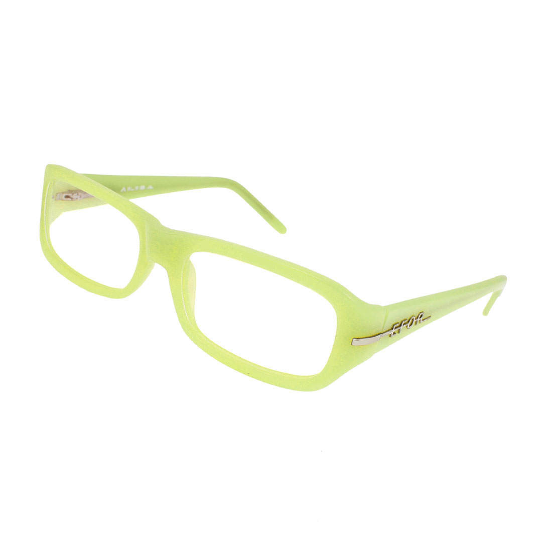 Green Full Rim Multi Coated Plano Spectacles for Woman