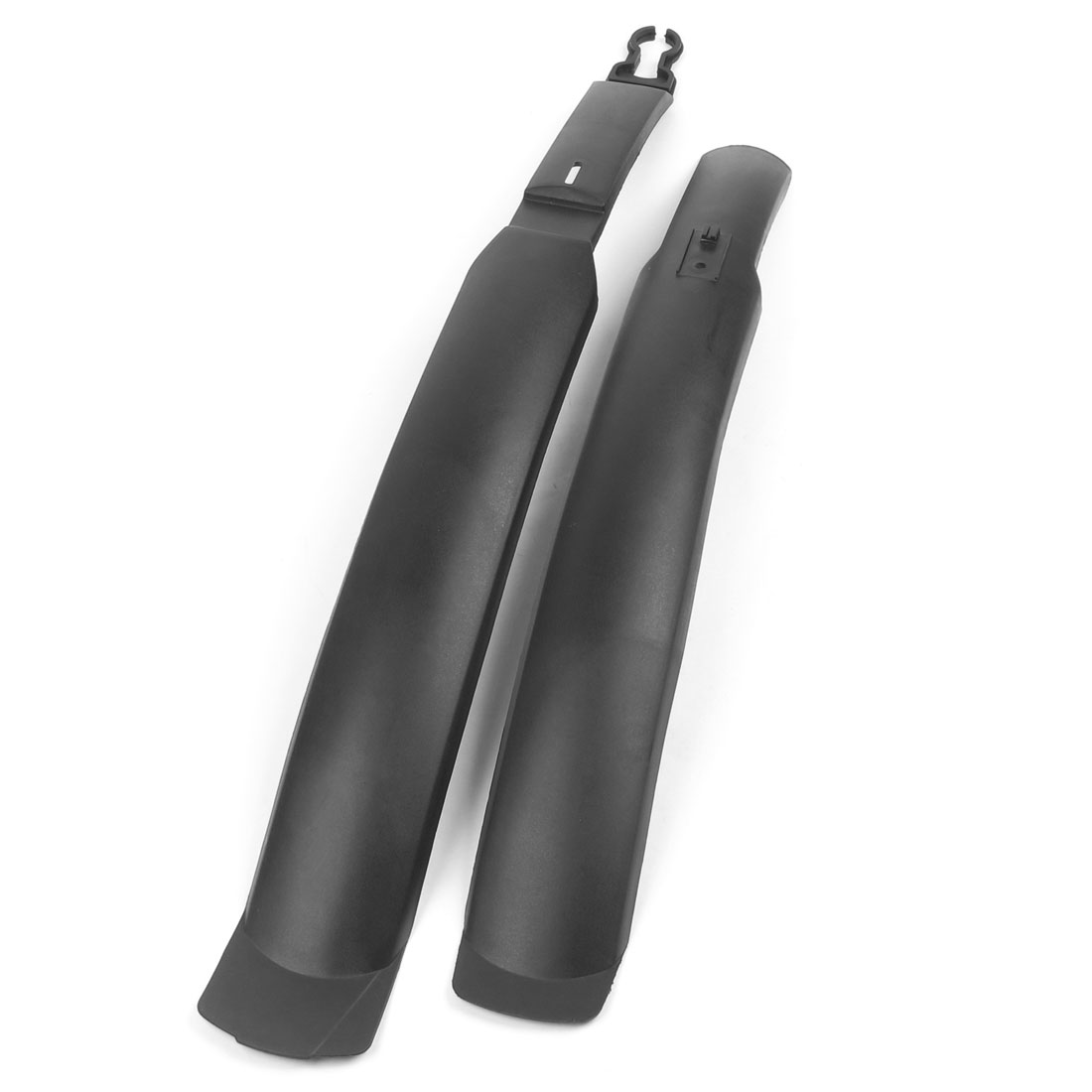 Black Repair Parts Front Rear Mudguard for Mountain Bicycle
