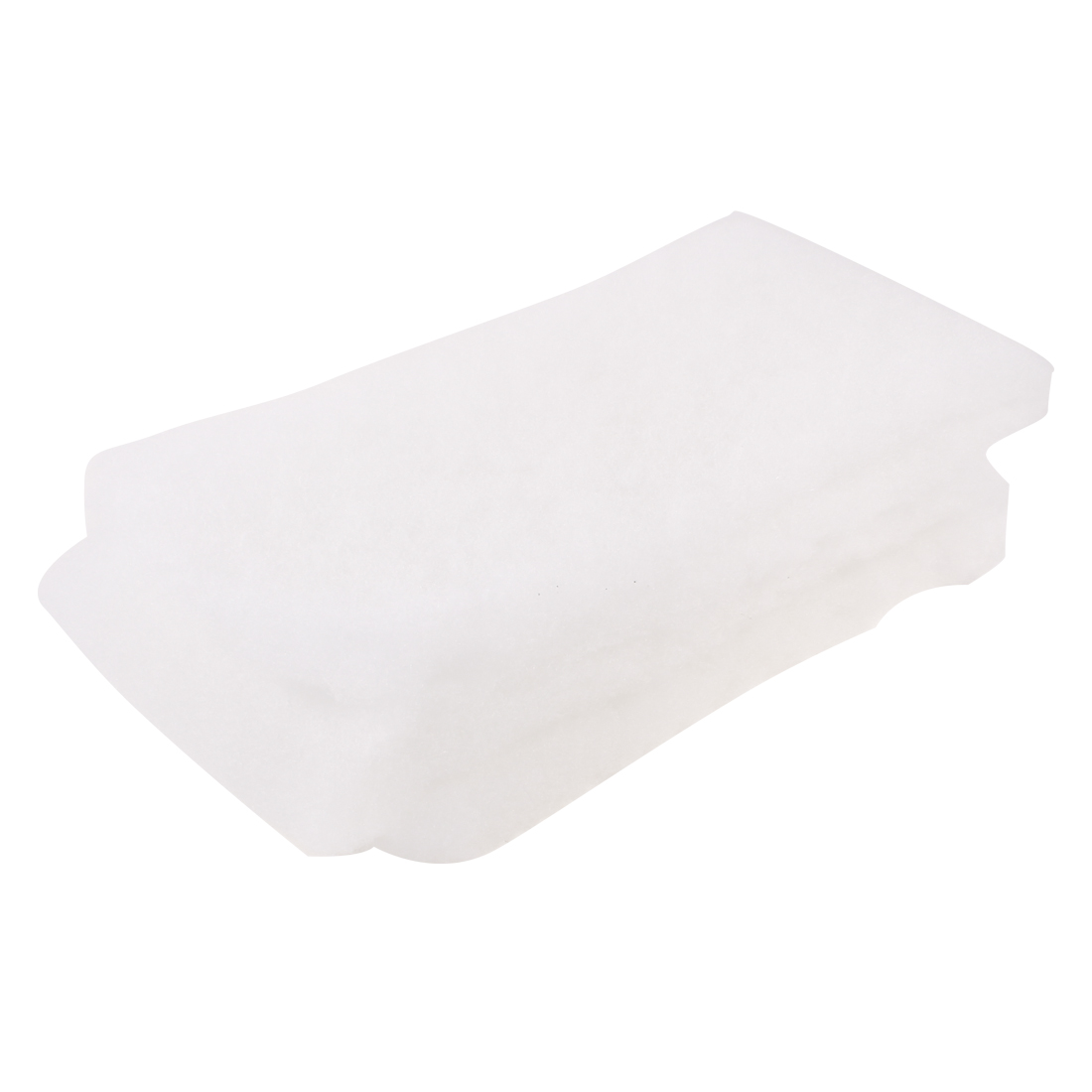 "Aquarium Spark Machine Rectangle Shape White Filter Sponge 39"" Length"