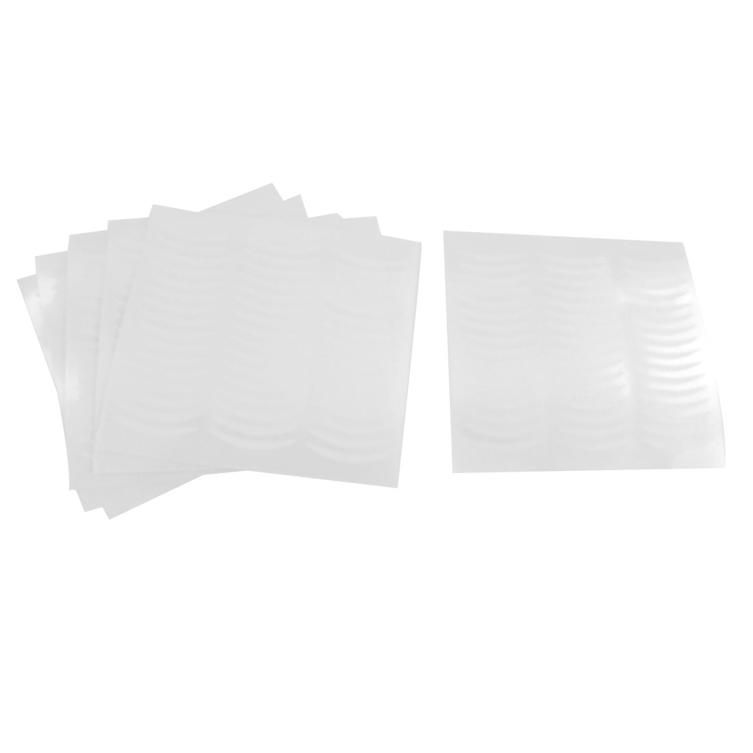 Lady Clear Invisible Makeup Double Eyelid Tape Strips Sticker 120 Pair