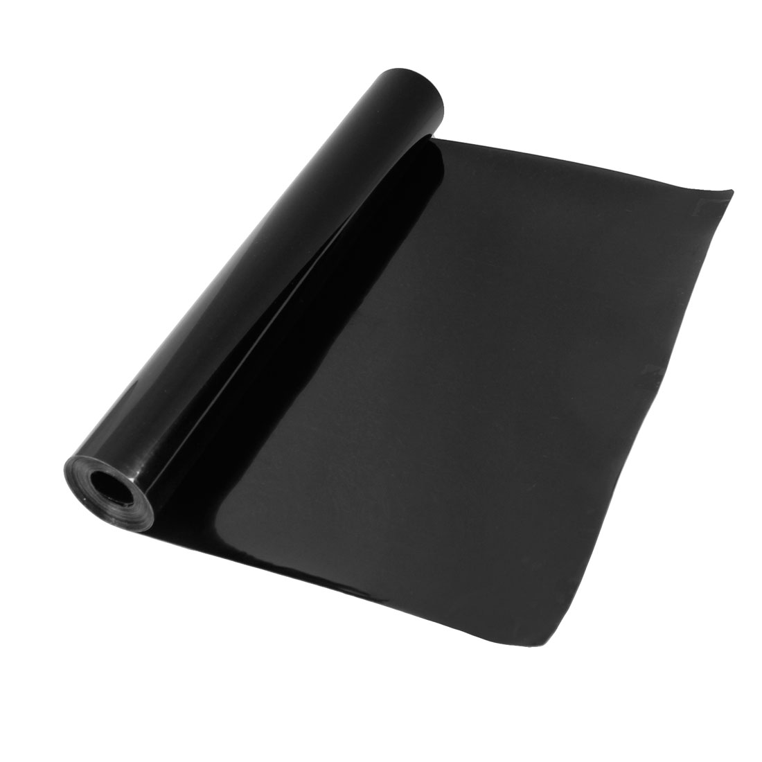 450cm x 30cm Dark Black Headlight film Sticker Protector for Car Auto