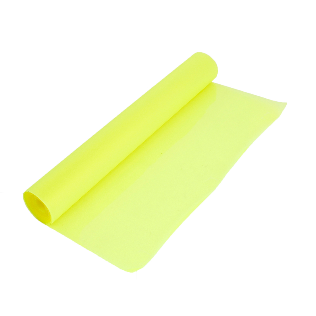 450cm x 30cm Glittery Yellow Film Sticker Cover for Car Truck Headlamp