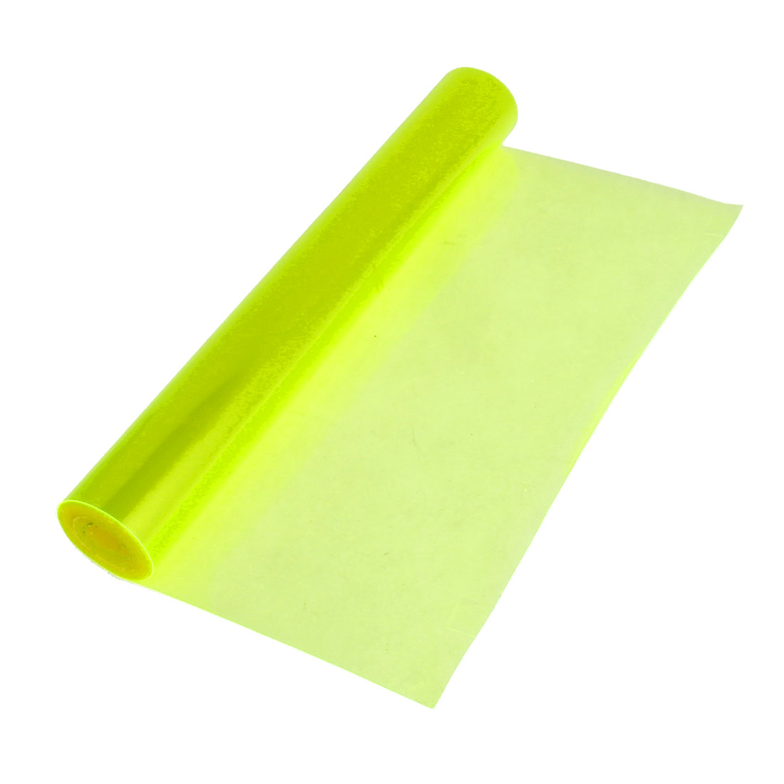 450cm x 30cm Light Green Headlight Film Sticker Protector for Car Auto