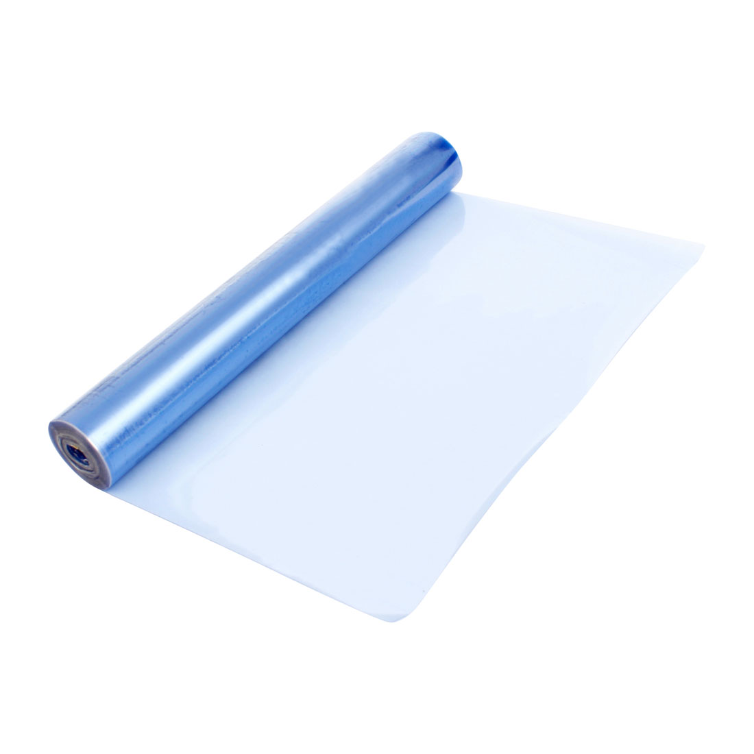 450cm x 30cm Blue Vinly Film Sticker Cover Sheet for Car Lamps Lights