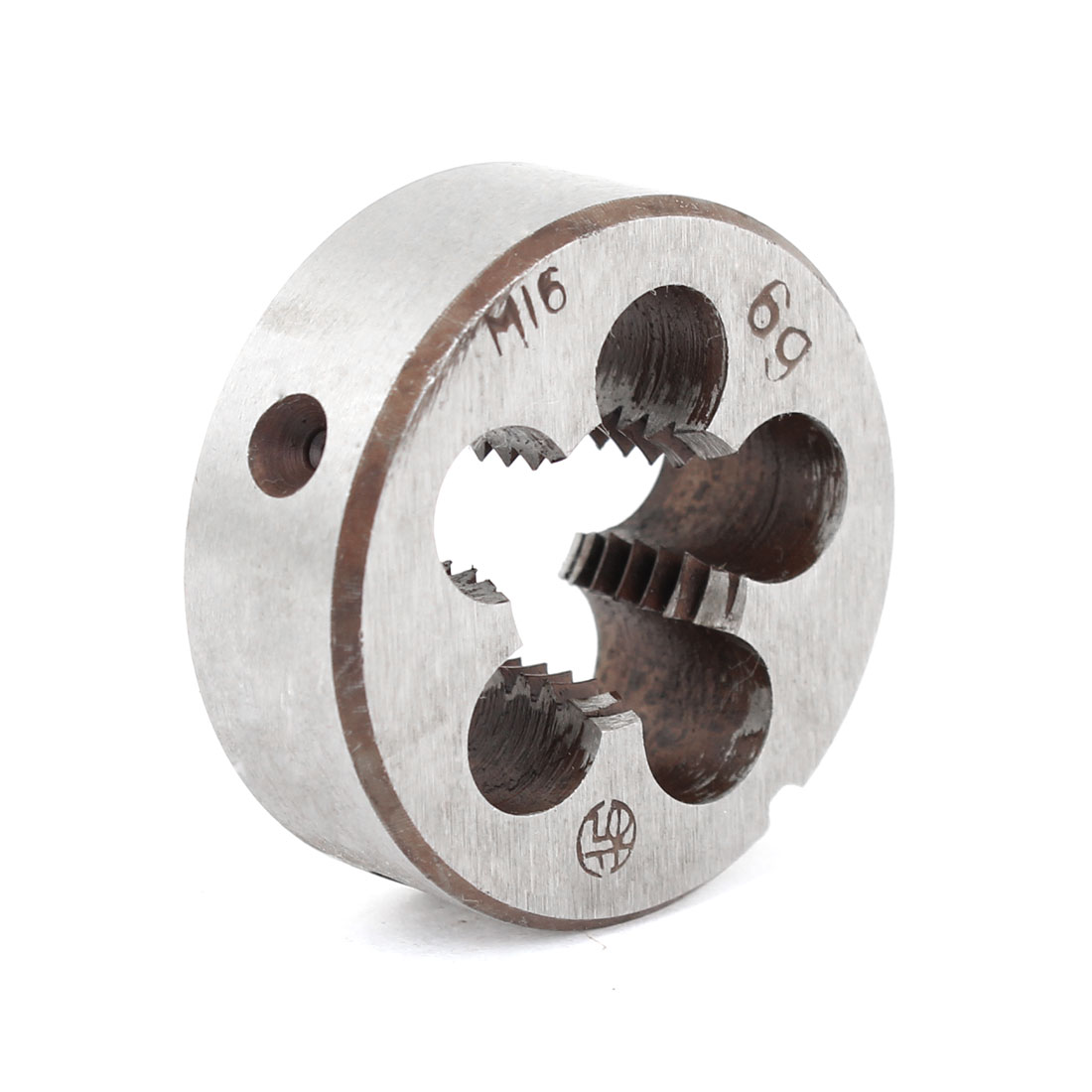 38mm Outside Dia M16 Nominal Dia Cutting Tool Thread Round Die
