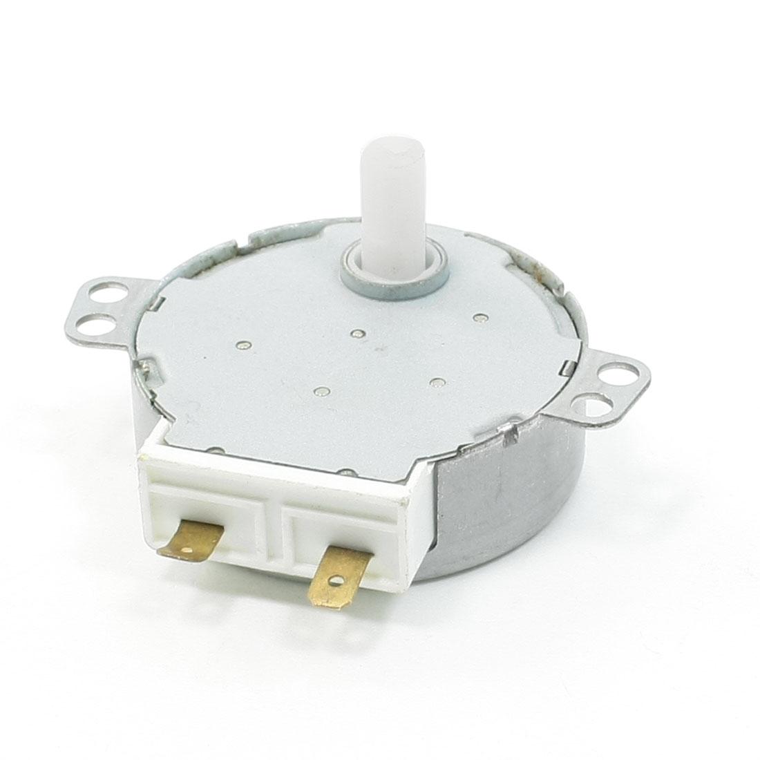 Microwave Oven Synchronous Motor 5-6R/Min AC 220V/240V 4W 49TYZ-A2