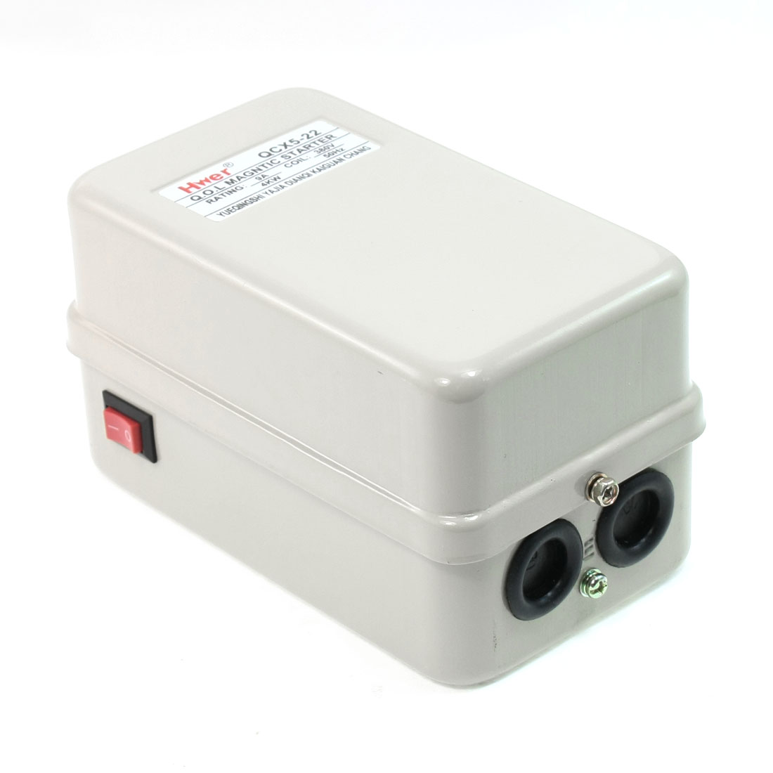 380V Coil 4KW 3 Phase 1NO Motor Control Contactor Magnetic Starter 6.8-11A