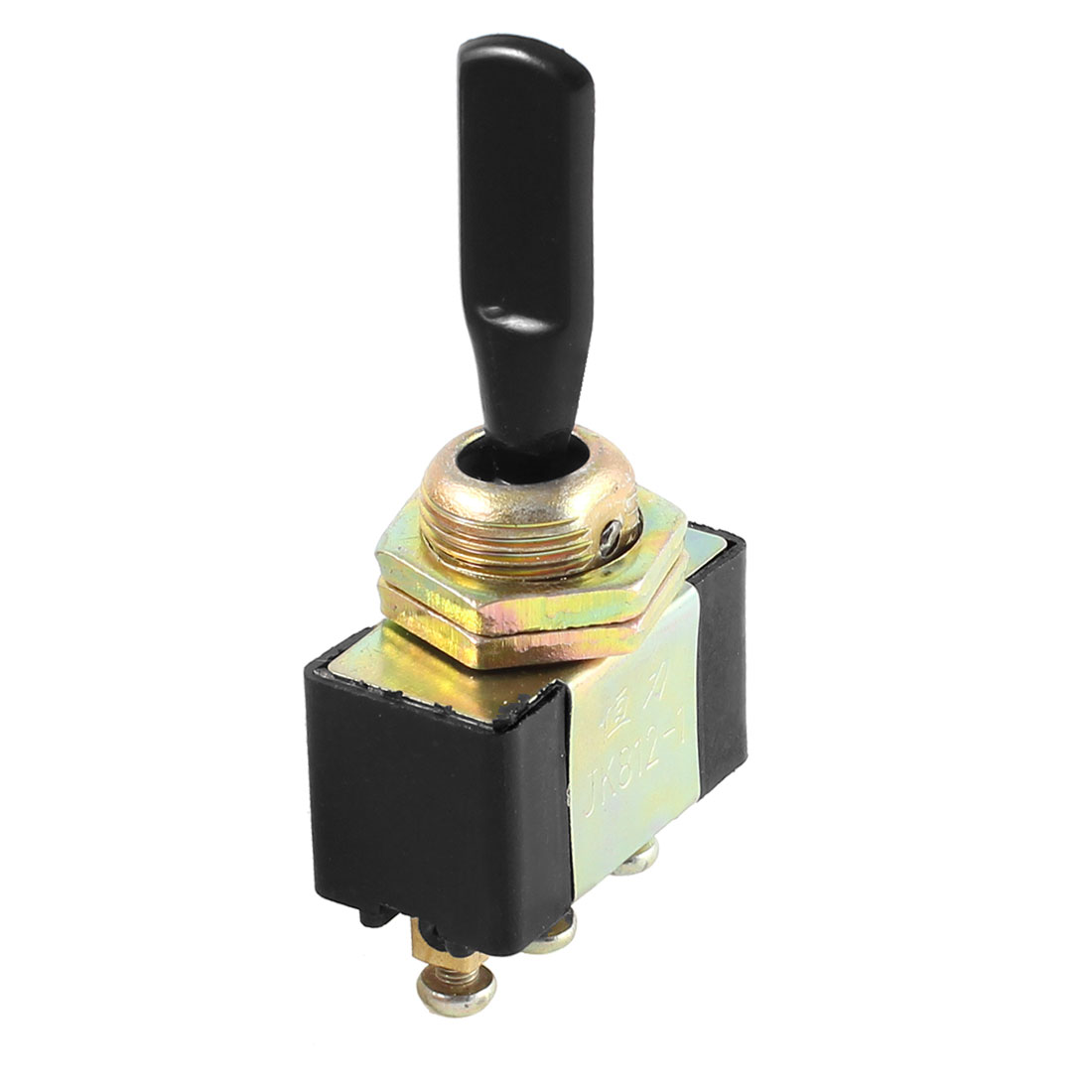 SPST ON/OFF/ON 3 Position 3-Terminal Toggle Switch AC 250V/10A 125V/15A