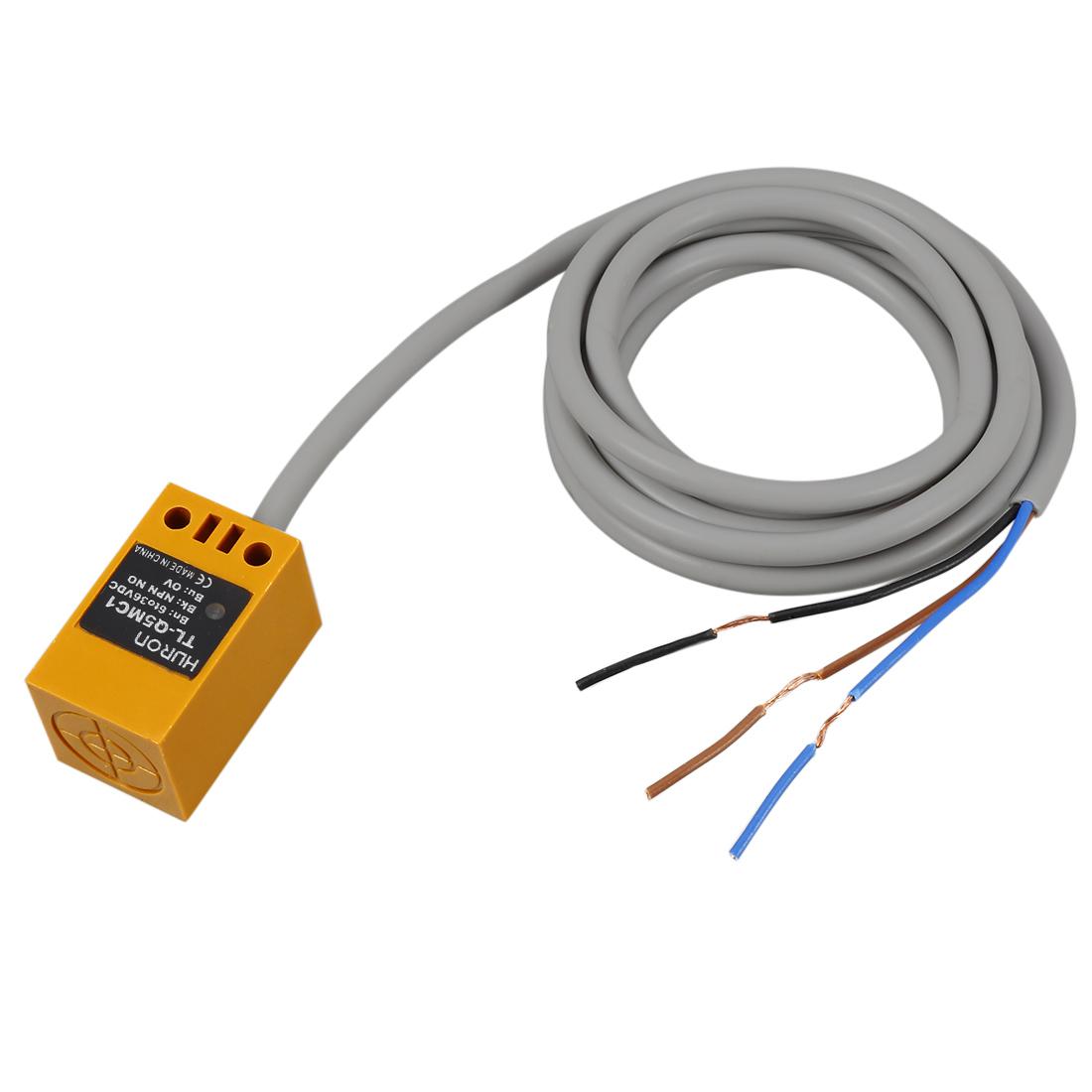 TL-Q5MC1 NPN NO 5mm Inductive Proximity Sensor Switch 3 Wire 6-36VDC