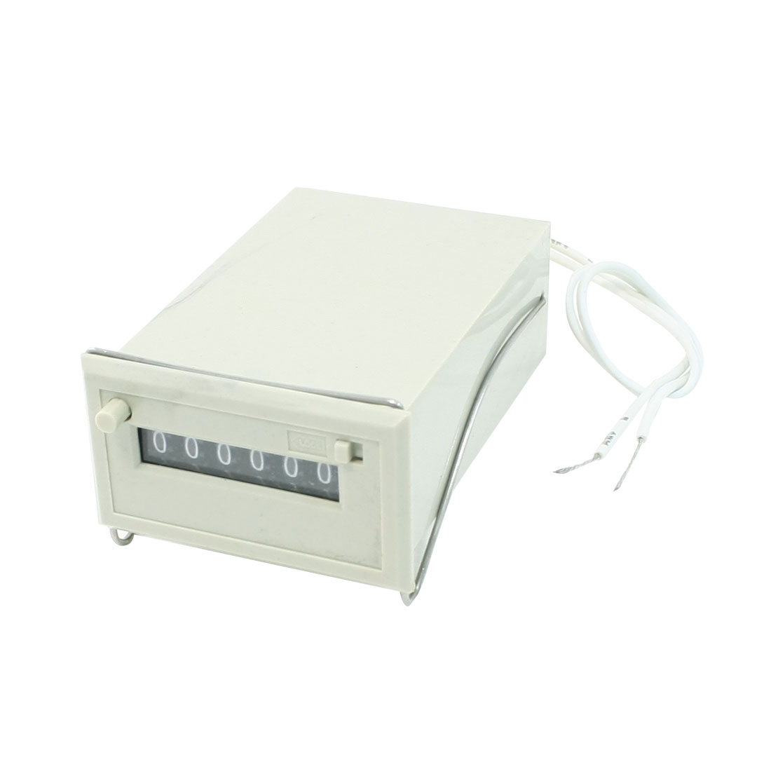 CSK6-CKW DC 24V 50/60Hz 6 Digits 2-Wire Lockable Electronmagnetic Counter