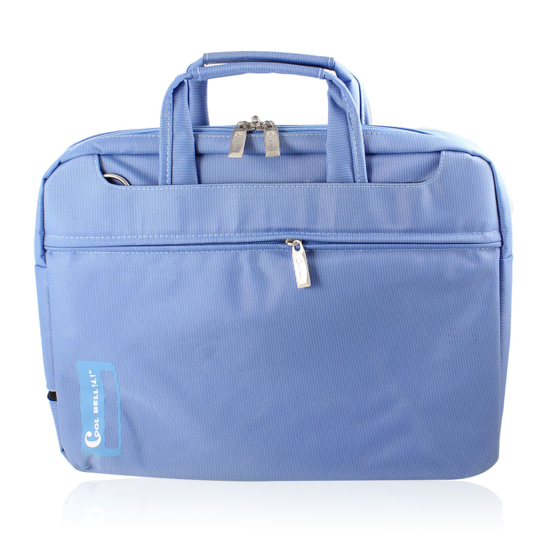 "14"" 14.1"" Notebook PC Carry Bag Case Pouch w Shoulder Strap Light Blue for Acer"