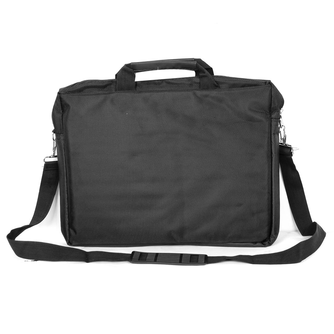 """14"""" 14.1"""" Laptop Notebook Carry Bag Case Pouch w Shoulder Strap Black"""