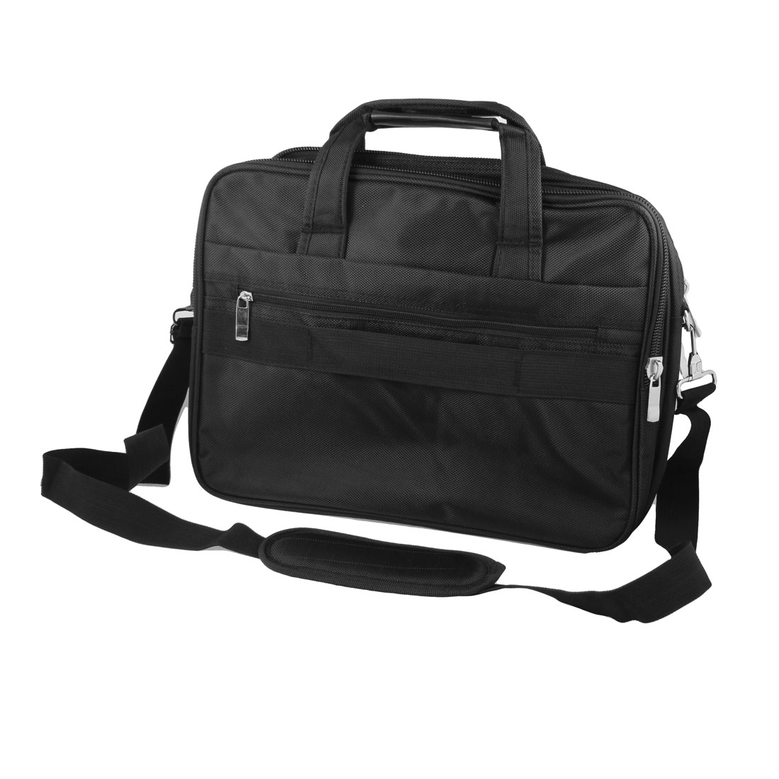 "15.4"" 15.6"" Laptop Computer Carry Bag Case Pouch w Shoulder Strap Black for HP"