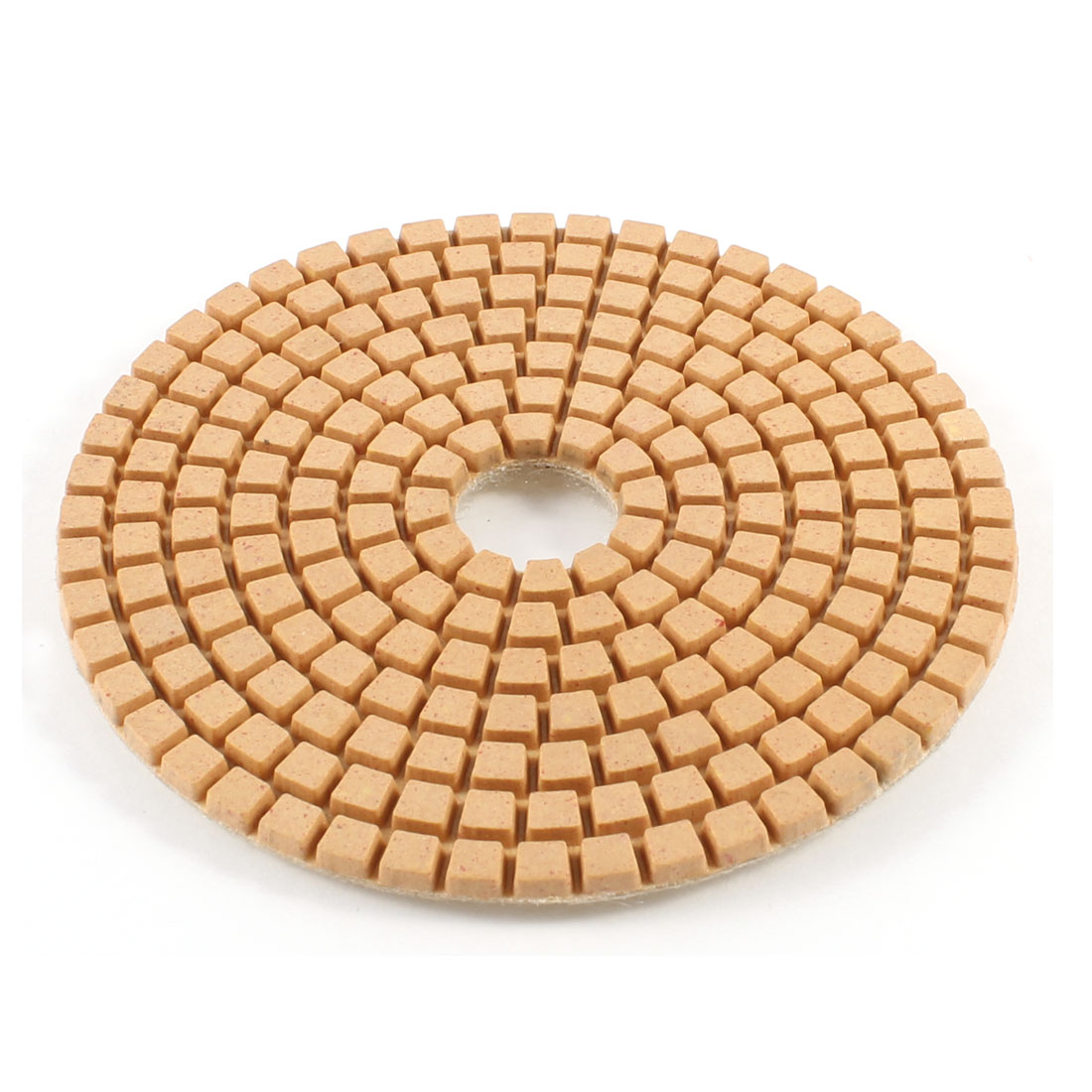 "3.9"" Outside Dia Granite Marble Stone 1000 Grit Diamond Polishing Pad Disc"