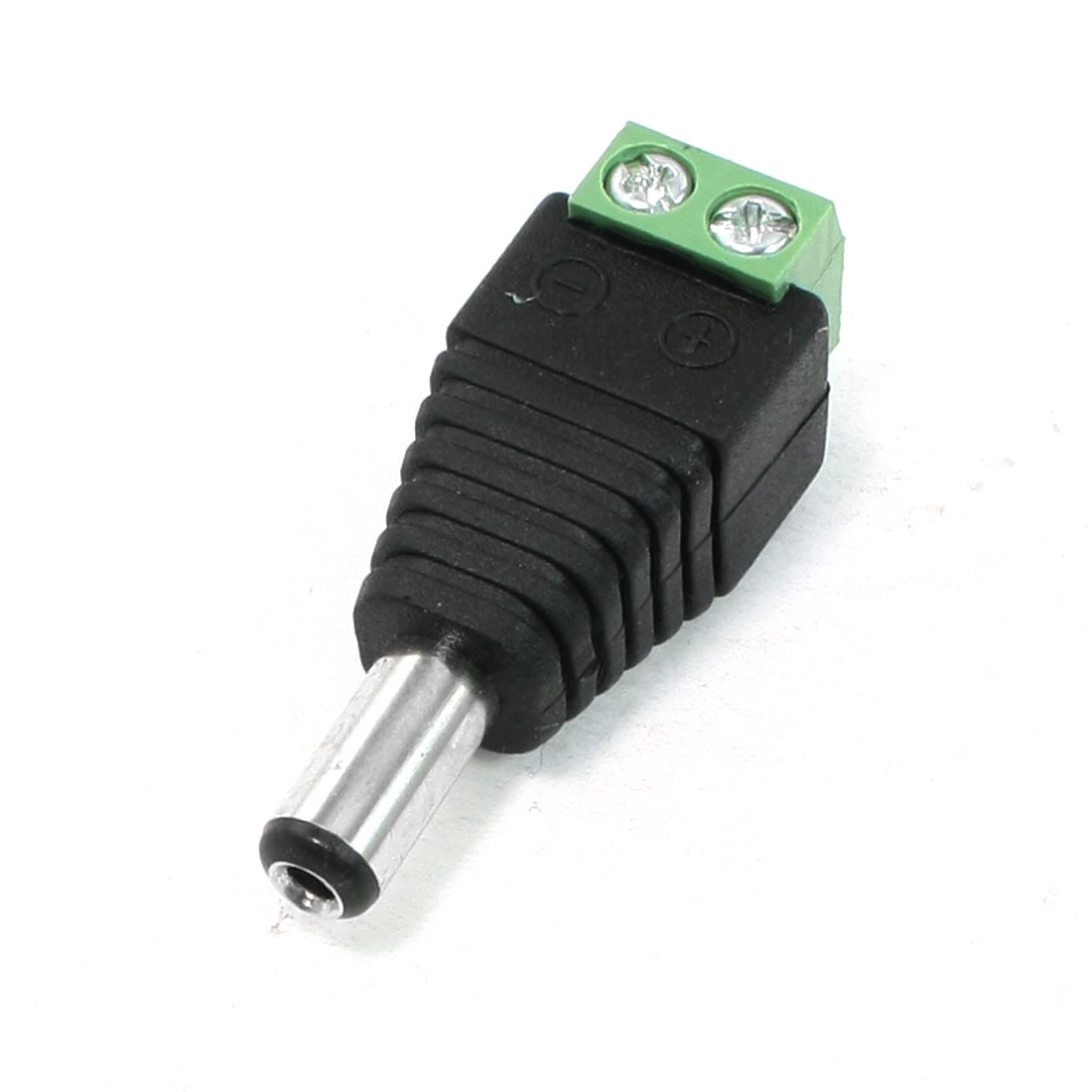 CCTV Video Camera DC Male Power Connector Adapter 5.5mm x 2.1mm