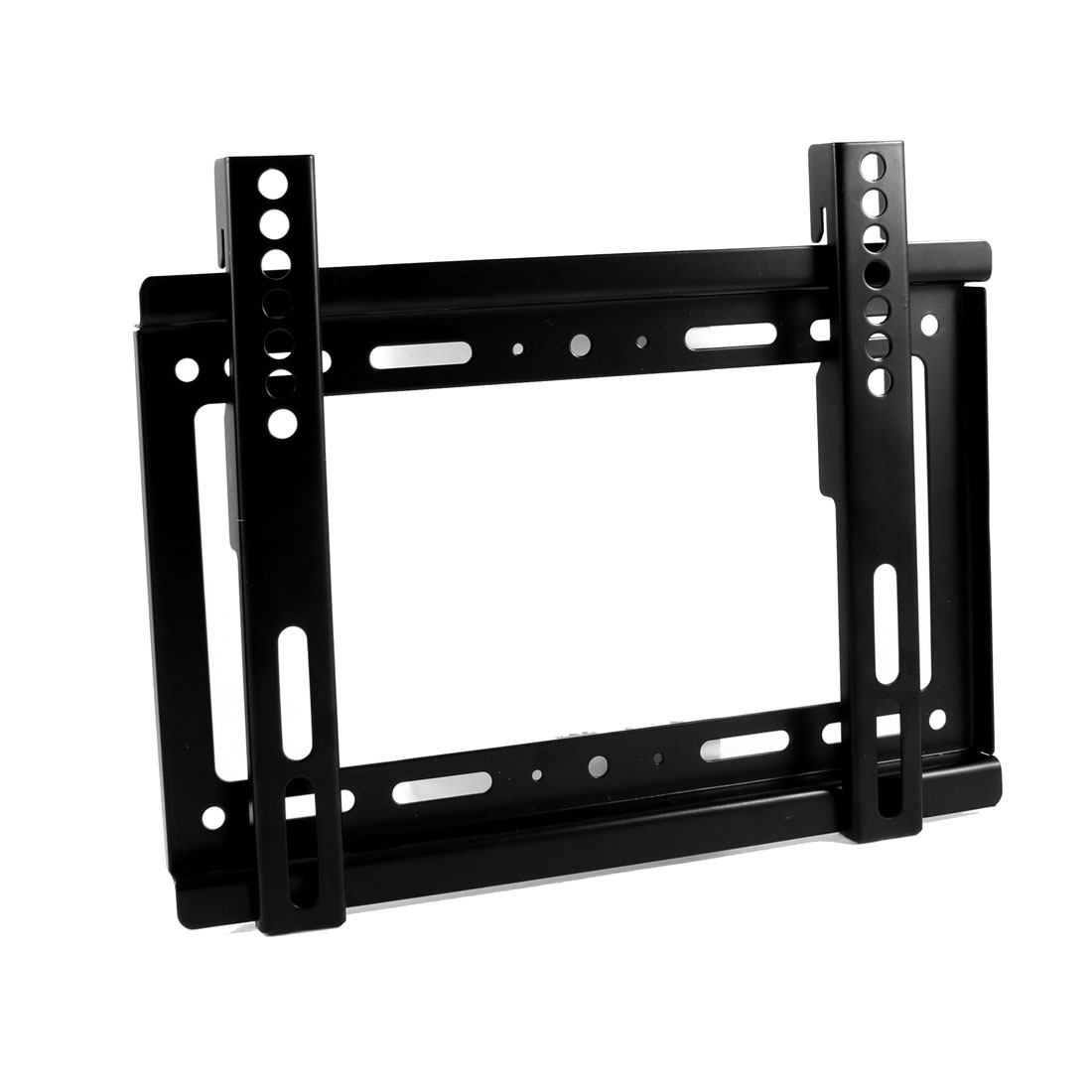 "14""-42"" LCD Plasma TV Wall Mount 25kg Loaded Rack Bracket Black w Screw"
