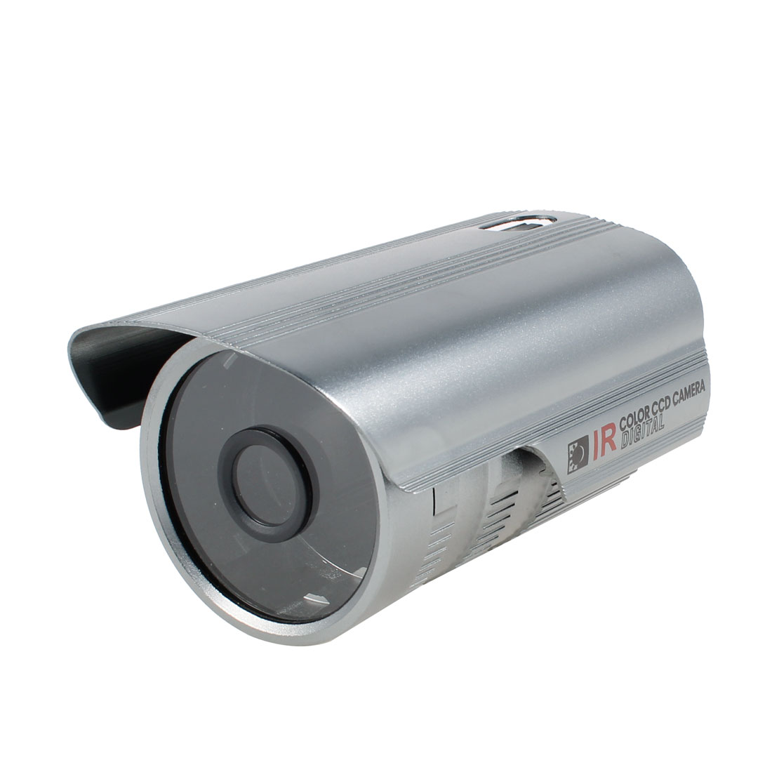 Aluminium Alloy Protective IP IR CCTV Camera Housing Case Shell 4.5""