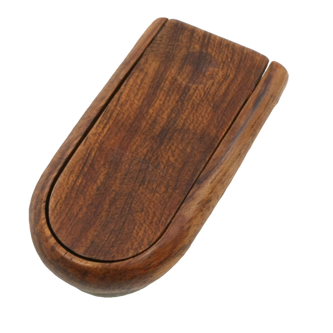 Wooden Simple Practical Foldable Folding Smoking Cigarette Stand Rack Holder