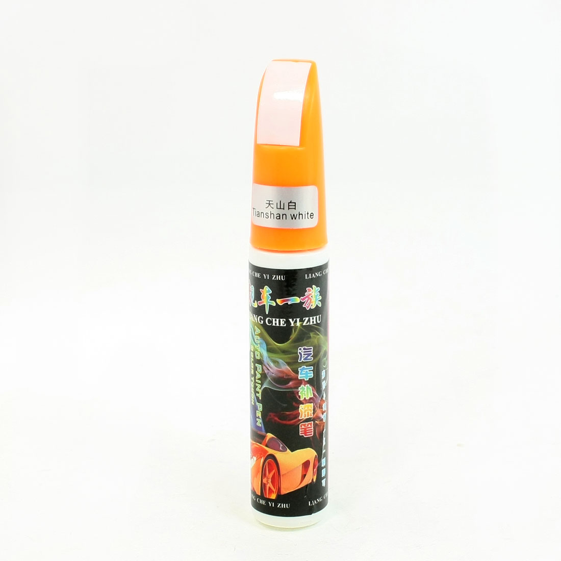 Car Auto Scratching Repair Touch Up Painting Pen White 12ml
