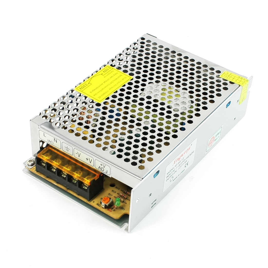 AC110/220V 12V 5A 60W Switching Power Supply Driver for LED Strip Light