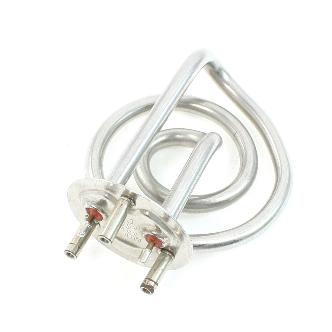 7.5cm Dia Bundle Electric Tubular Water Heater Element 220V/240V 1200W