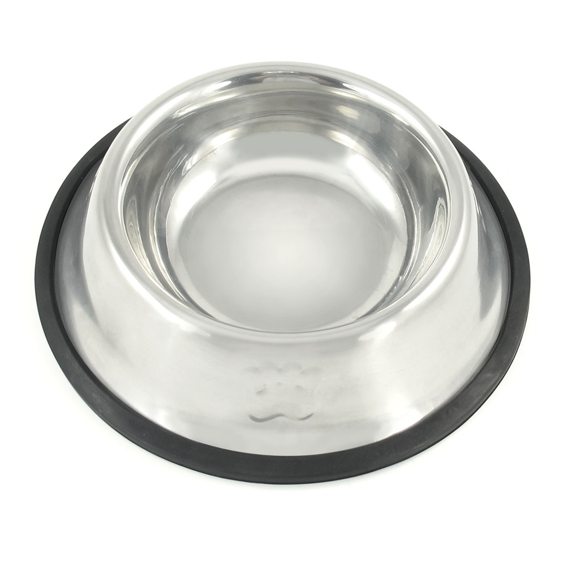 "3.7"" Inner Diameter Anti Skid Pet Cat Dog Bowl Food Water Container"