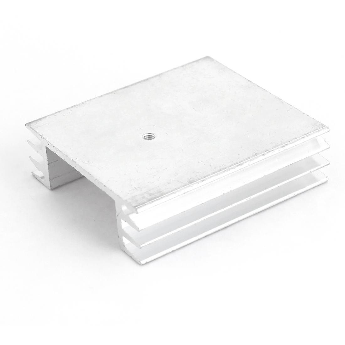 50mm x 44mm x 14mm Aluminium Heatsink Heat Dissipate Cooling Fin