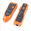 Orange Network LAN Cable Tester Wire Tracker RJ11 RJ45 Line Finder Scanning Device