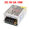 Switch Power Supply Driver for LED Strip Light AC 110V to 5V 2A 10W