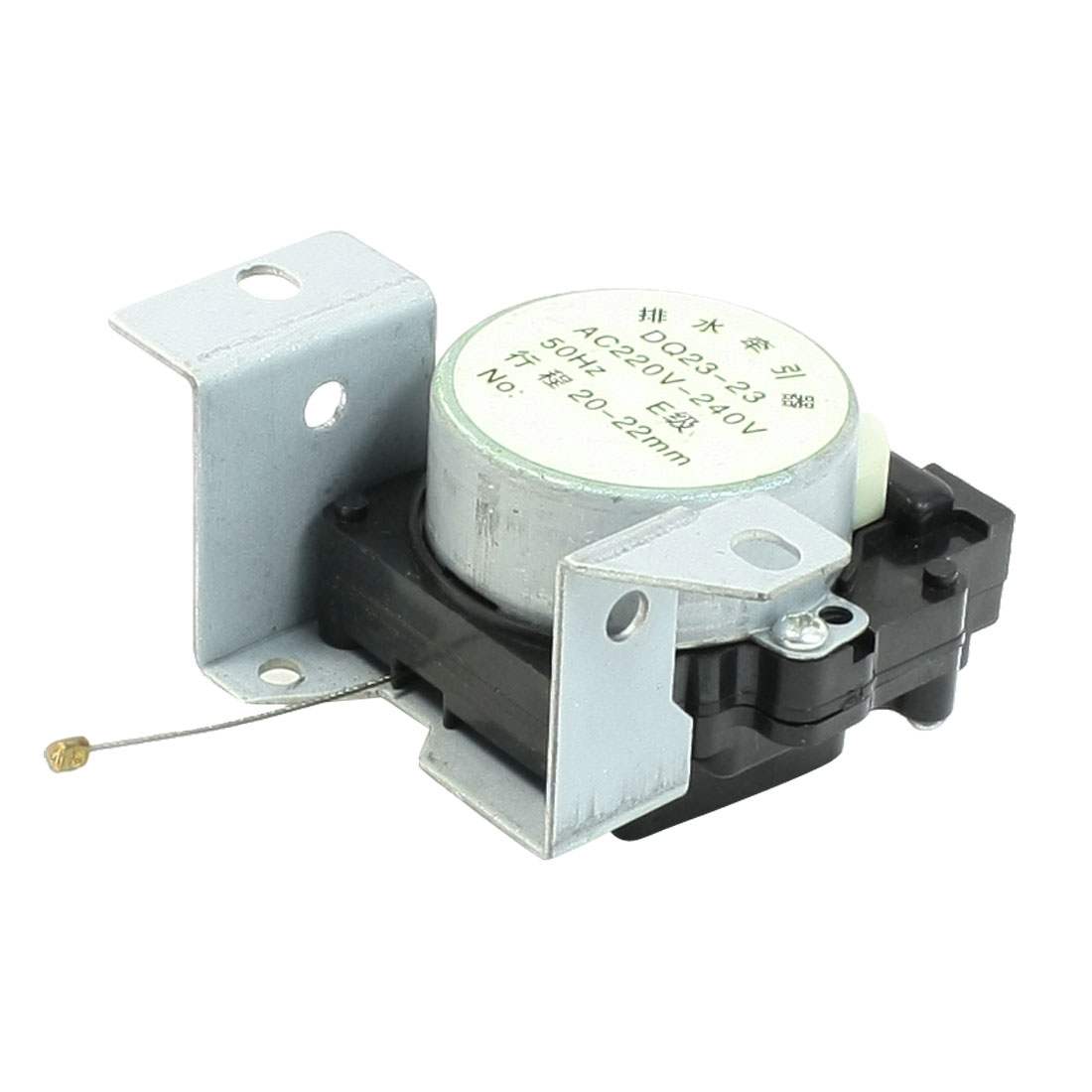 AC 220-240V Repairing Part Drain Valve Motor Tractor for Sharp Washer