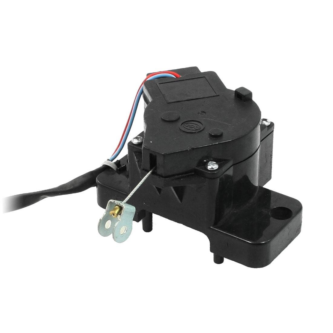 Plastic Housing Drain Valve Motor Tractor for Laishida Washer AC220-240V 50/60Hz