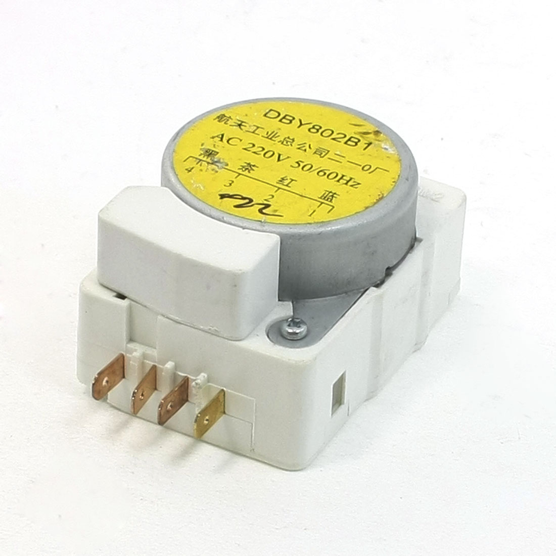 Replacing AC 220V 50/60Hz DBY Type Fridge Refrigerator Defrost Timer