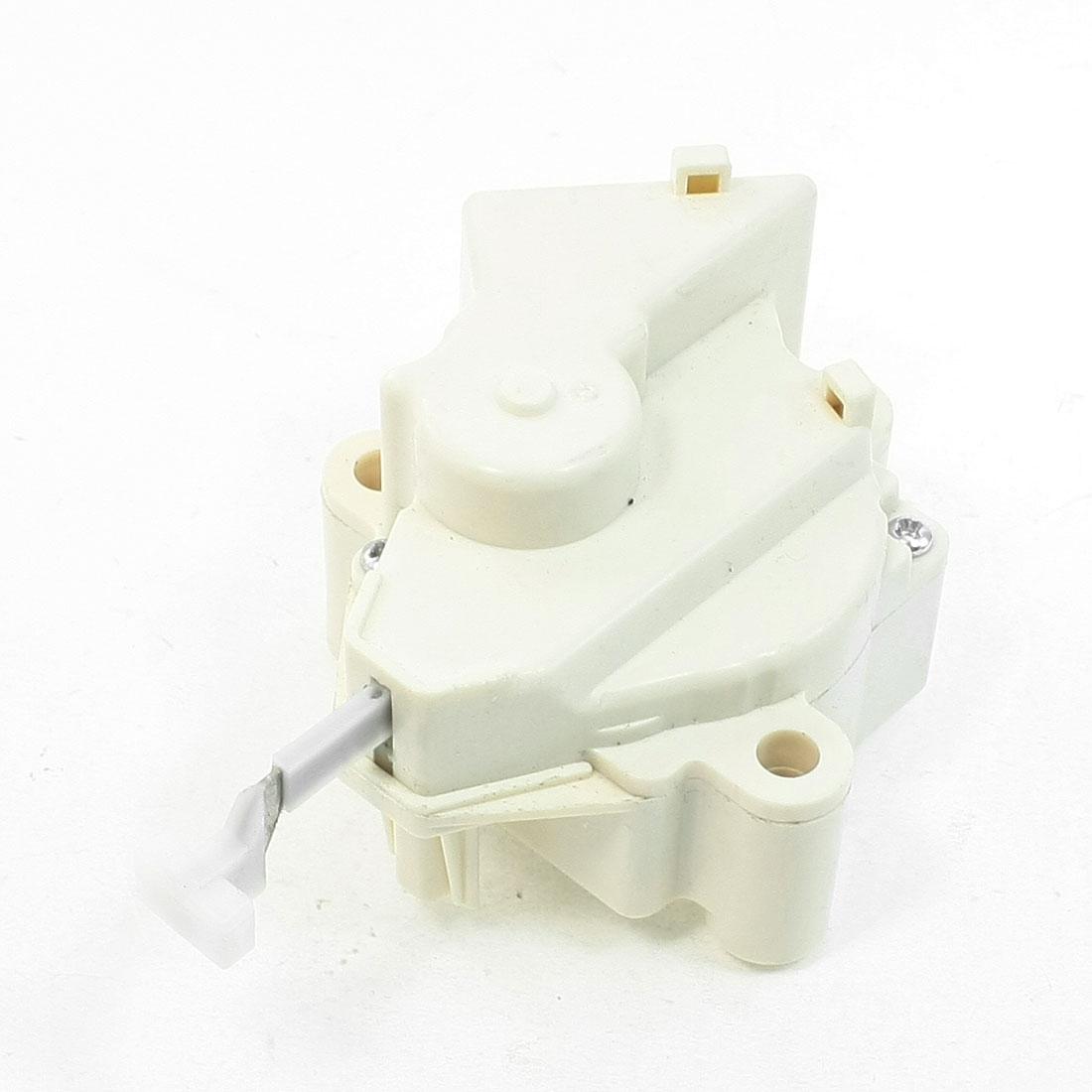 AC 220V 50Hz Off White Drain Valve Motor Tractor for Haier Washing Machine
