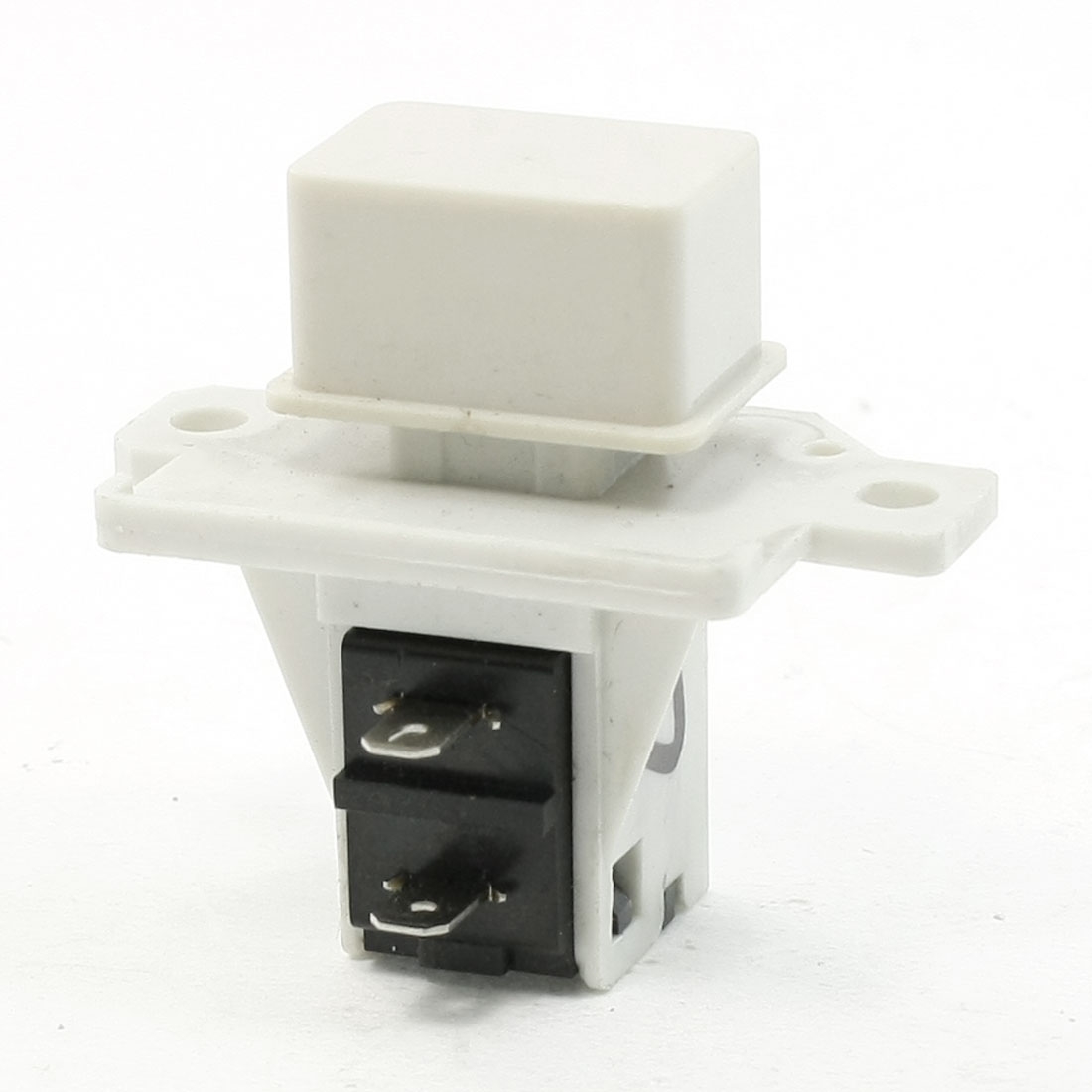 Replacement 250V 5A NO Rectangle Power Switch for Welli Washing Machine