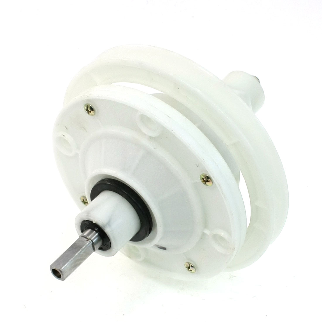 "7.9"" Long Stainless Steel Shaft NBR Washing Machine Gear Reduction Reducer"