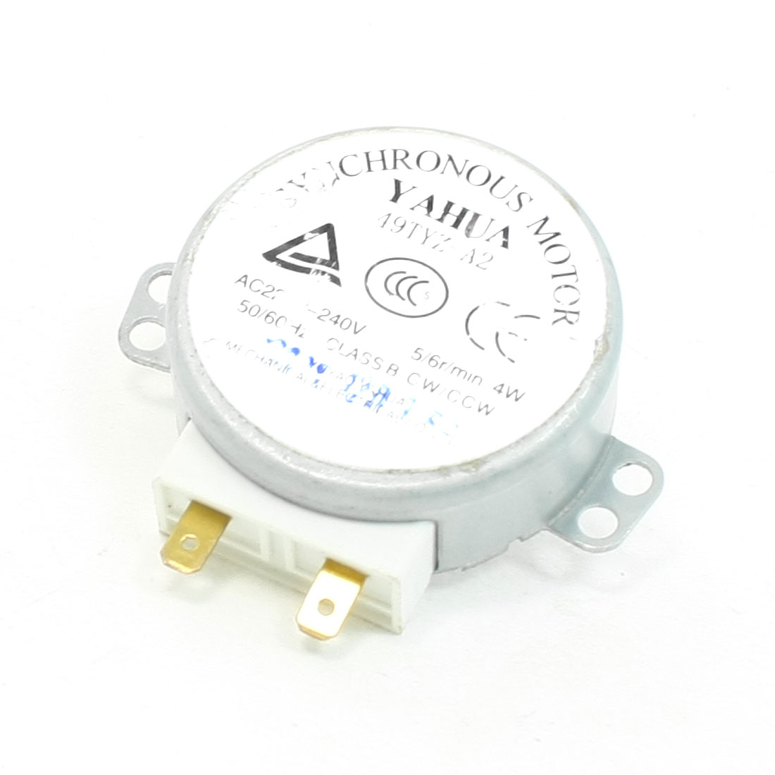 AC 220-240V 4W 5-6RPM Turntable Synchronous Motor for Microwave Oven