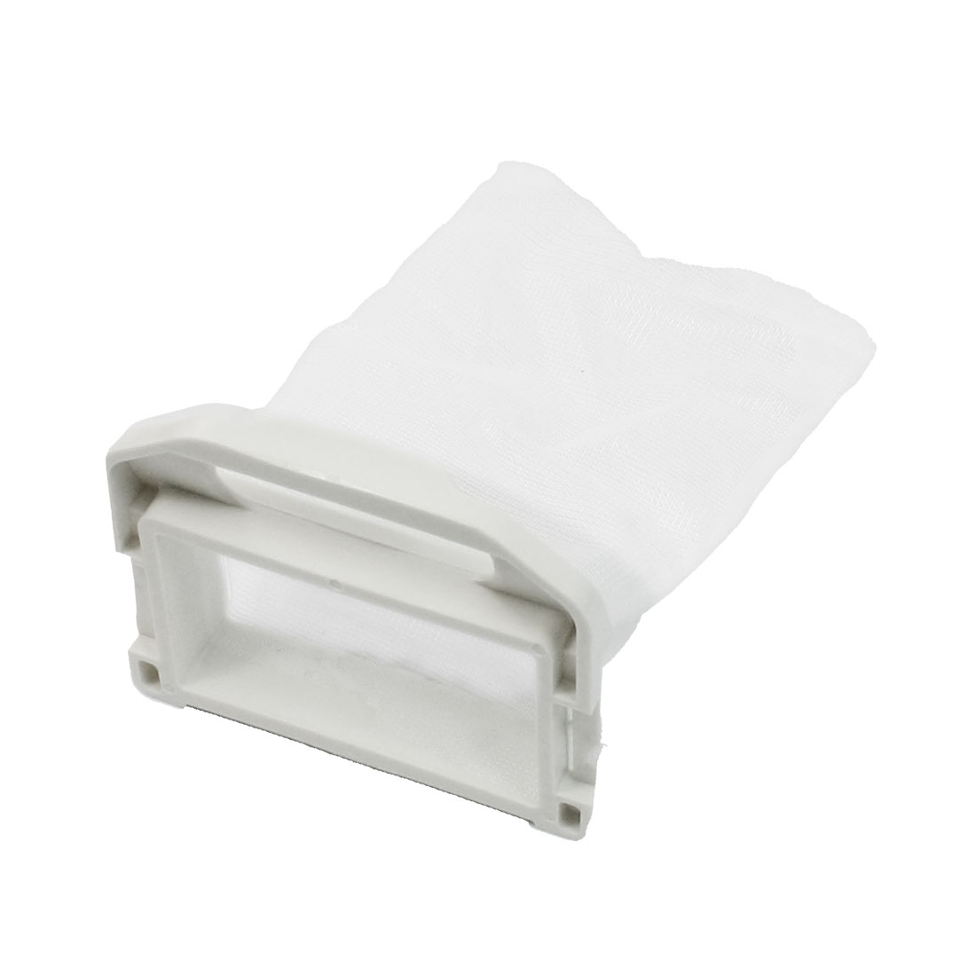 White Nylon Netty Filter Meshy Bag for Jinling Washing Machine