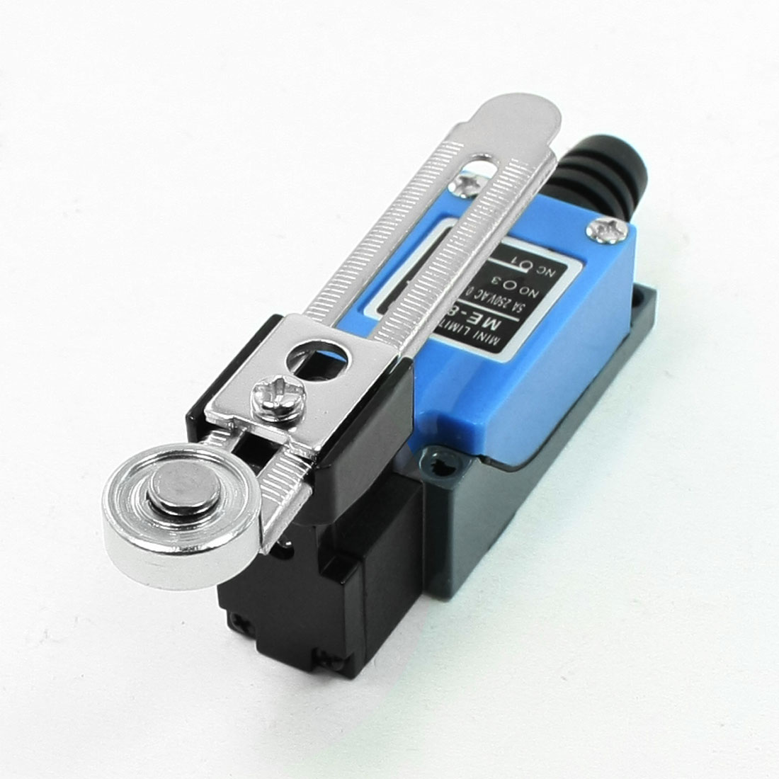 ME-8108 Momentary Rotary Adjustable Roller Lever Arm Limit Switch for CNC Mill Plasma