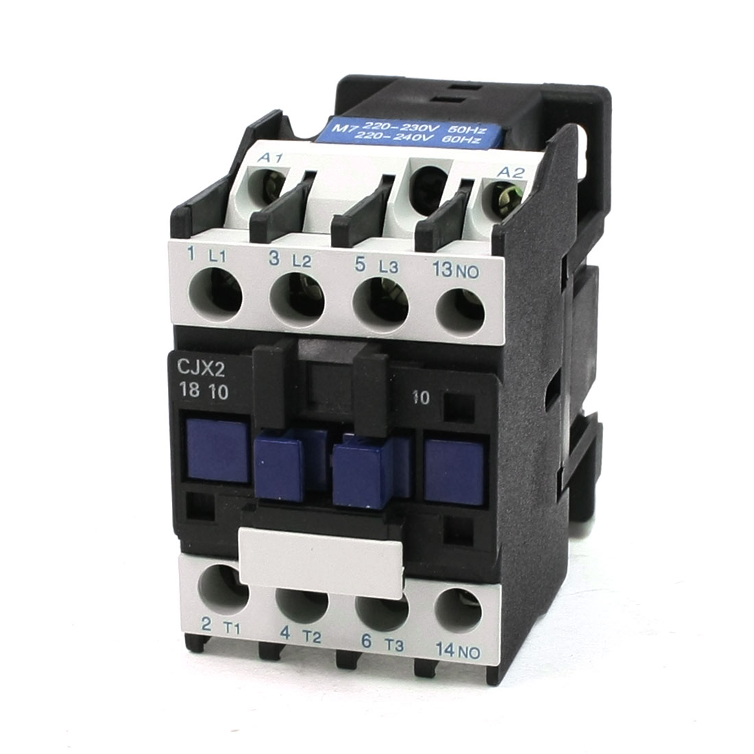 CJX2-18 Coil Voltage 3 Phase 1NO 220-230V 50Hz AC Contactor 660V 32A