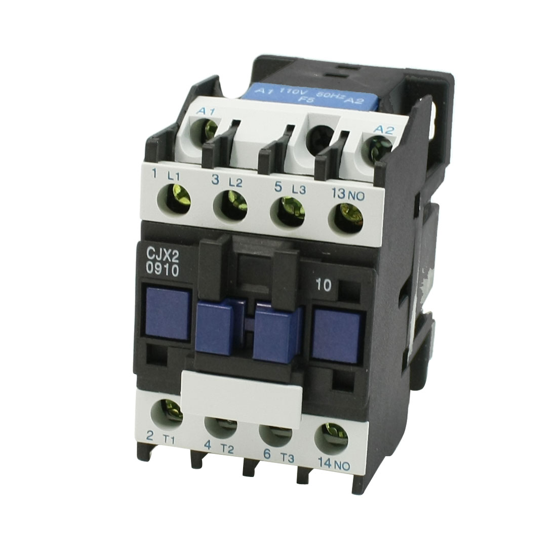 CJX2-09 Coil Voltage 3 Phase 1NO Motor Control AC Contactor 660V 25A